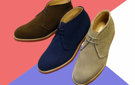 Man Of Style: Footwear For The Cooler Weather