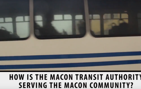 How is the Macon Transit Authority serving the Macon community? What is it like for residents who rely on Macon transit as their means of transportation?