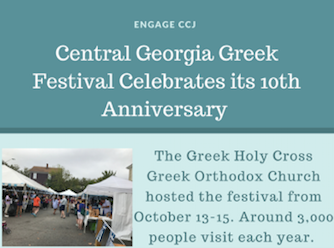 Central Georgia Greek Festival: By the Numbers