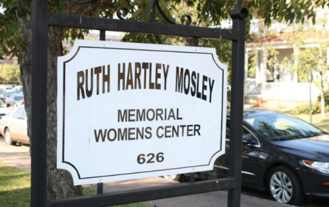 The Ruth Hartley Mosley Memorial Women's Center is on Spring Street in downtown Macon.