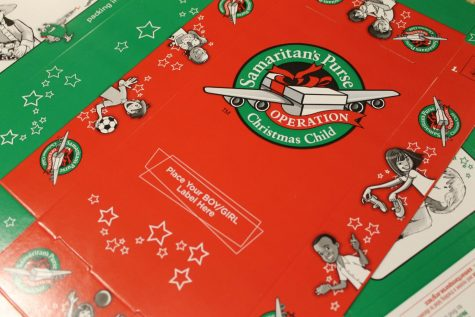 How-to: Pack an Operation Christmas Child Box