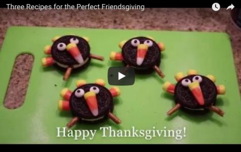 Three Recipes For A Perfect Friendsgiving