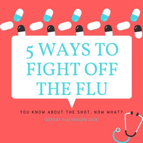 Five Ways To Fight Off The Flu