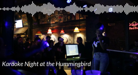 Listen: Karaoke Night at the Hummingbird