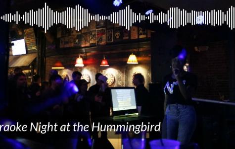 Listen: Karaoke Night at the Hummingbird