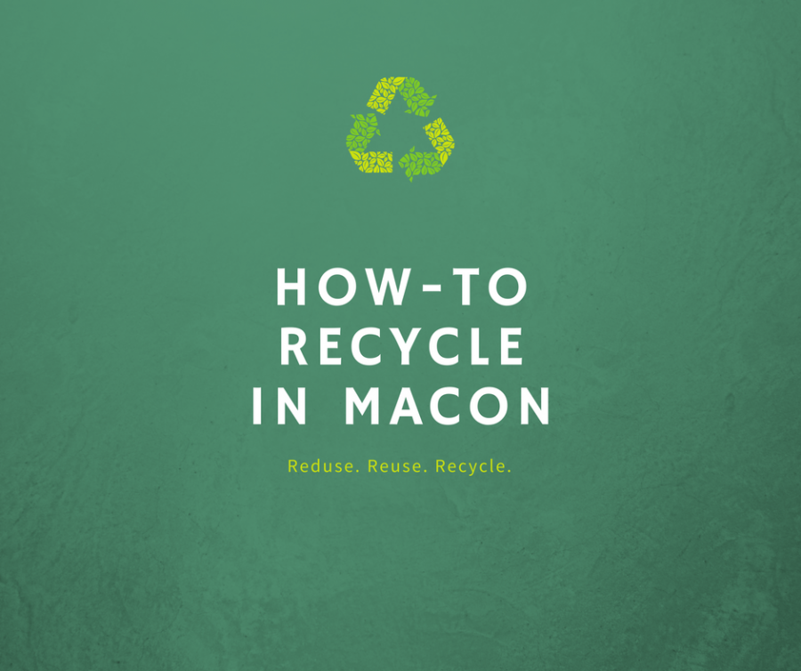 An Explainer: Recycling In Macon