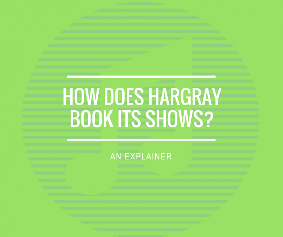 How Does Hargray Book Its Shows?