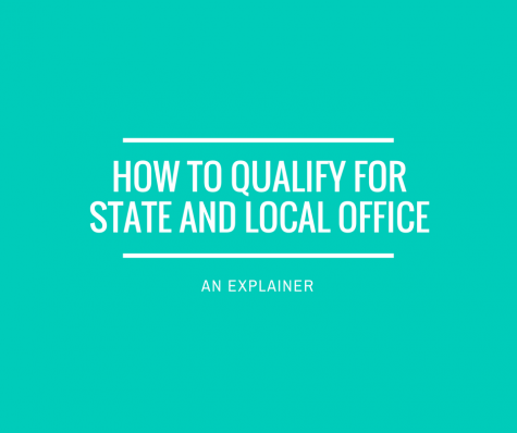How To Qualify To Run For Local And State Office