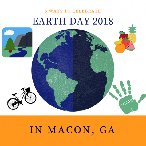 Five Ways to Celebrate Earth Day in Macon