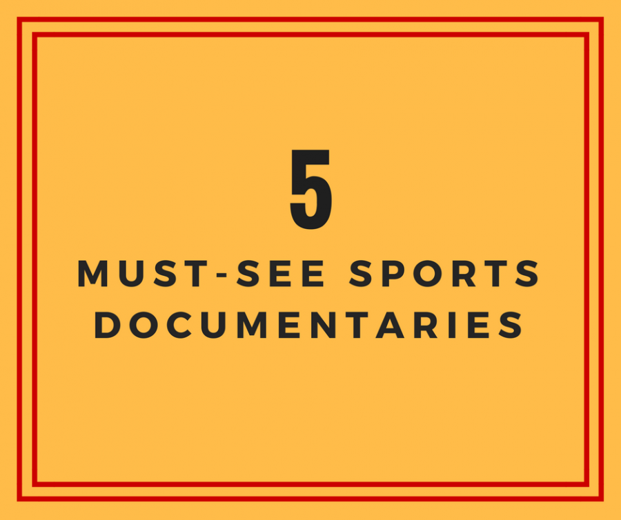 Five Must-See Sports Documentaries