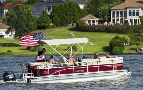 Why does the school system receive taxes from my pontoon boat?