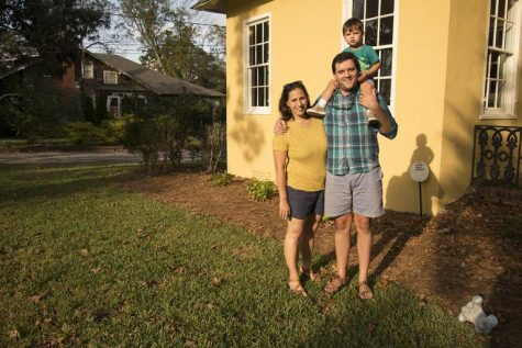 Seth Clark and his family recently moved back to Macon from Atlanta . They bought a house in the Vineville neighborhood even though he said the selling agents emphasized crime and problems with the public schools in the area.