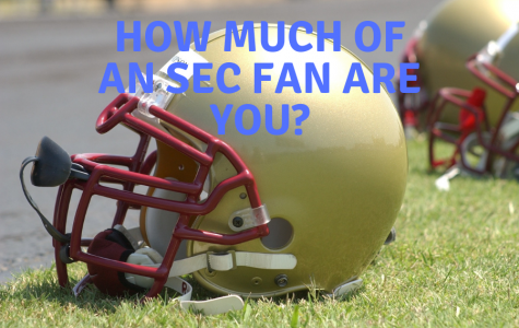 How much of an SEC fan are you?