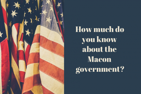 How much do you know about the Macon government?