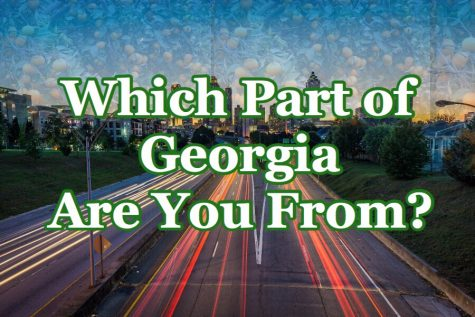 We can guess which part of Georgia you're from based on these questions