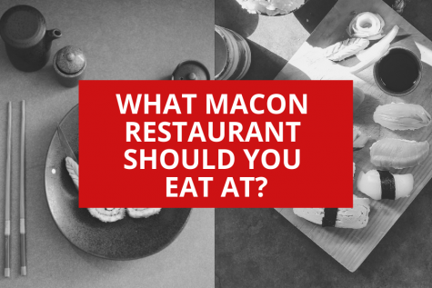 What Macon restaurant should you eat at?