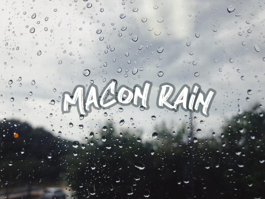 Audiogram: Rain in Macon