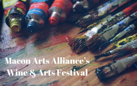Macon Arts Alliance's Wine & Arts Festival