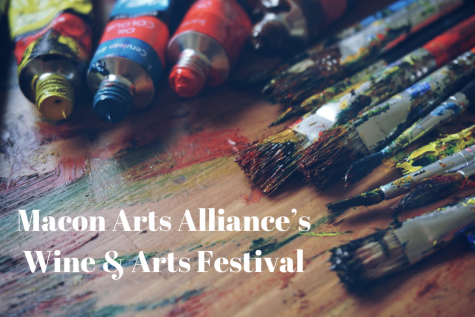 Macon Arts Alliance's Wine & Arts Festival