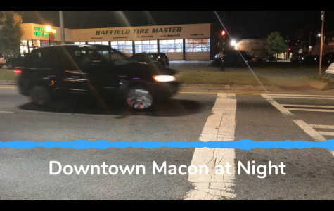 Audiogram: Macon Traffic at Night
