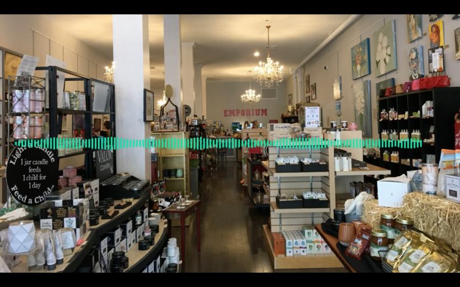Audiogram: Scott Mitchell from Travis Jean Emporium