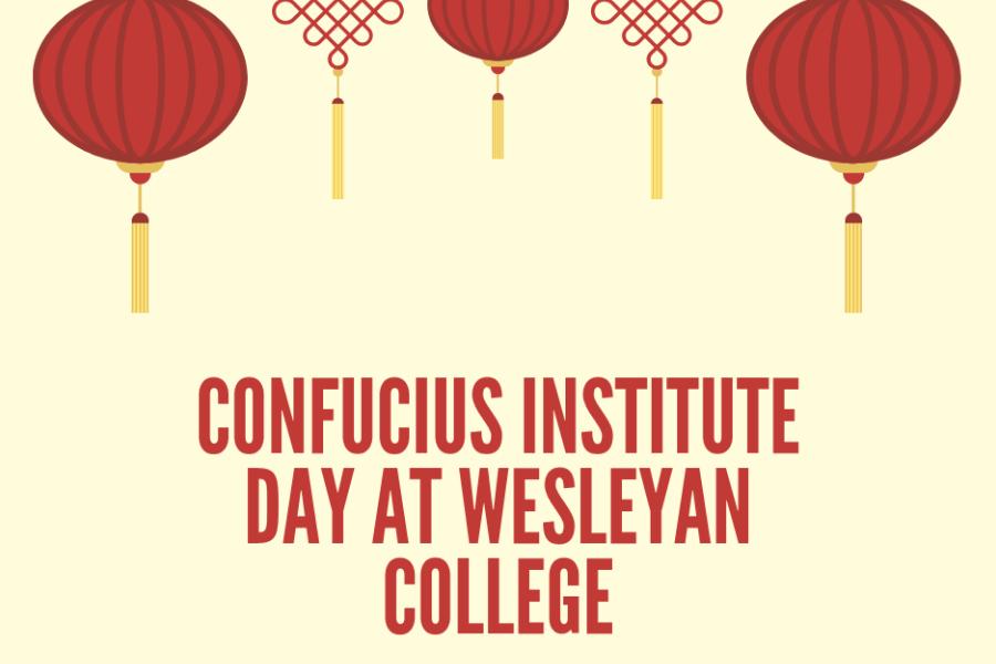 Confucius Institute Day at Wesleyan College