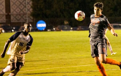 Mercer men's soccer player accomplishes rare feat. And he's only a freshman