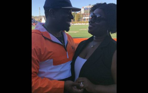 Man goes to Dubai and back in order to propose at Mercer football game
