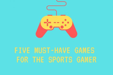 Five must-have games for the sports gamer