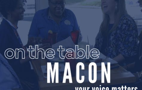 On the Table Macon group discusses homelessness
