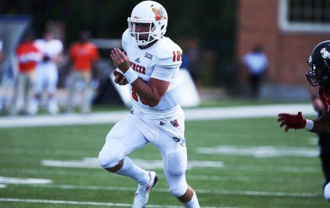 No longer a Riddle: Lamb names starting quarterback for the Mercer Bears