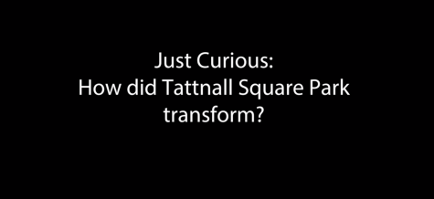 Just Curious: How has Tattnall Square Park transformed over the years?