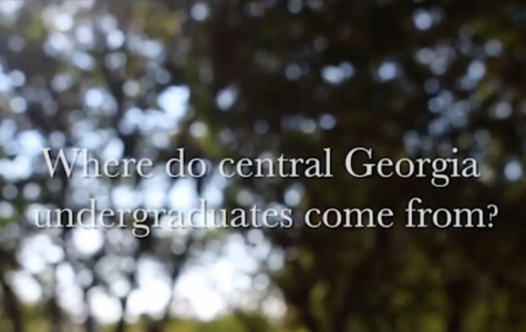 Just Curious: Where are Central Georgia's college students from?