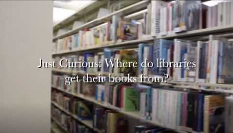 Just Curious: Where do libraries get their books?