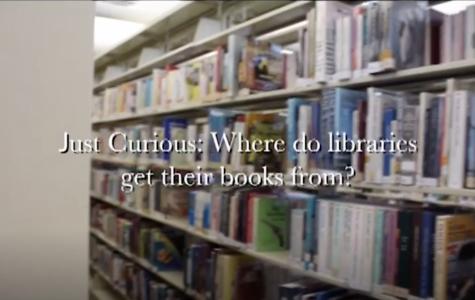 Just Curious: Where do libraries get their books?
