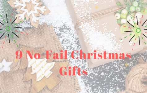 9 No-Fail Christmas Gifts