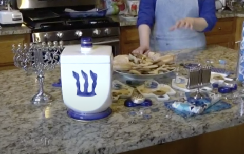 Holiday Foods from the Homeland: The sweeter side of Hanukkah