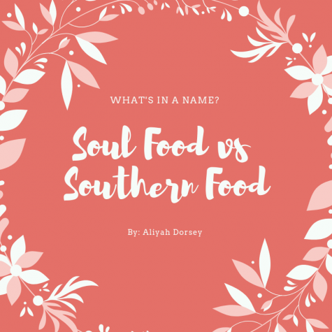 What's in a Name? Soul food vs. Southern food