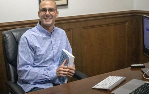Rabbi Aaron Sataloff (pictured) serves Temple Beth Israel on Cherry Street, where Samantha Friedman works as director of development and communications. Sataloff said keeping kosher is a way for Jewish people to stay connected with their religious and cultural identity.