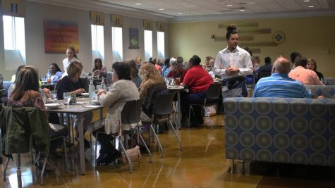 Compass Rose Cafe, ran by Bibb-County high school students, reopened on Friday, October 19.