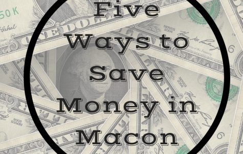 Five ways to save money in Macon