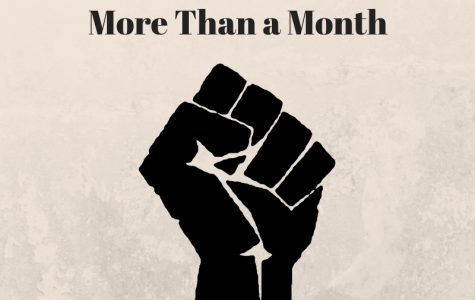 Black History: More Than a Month