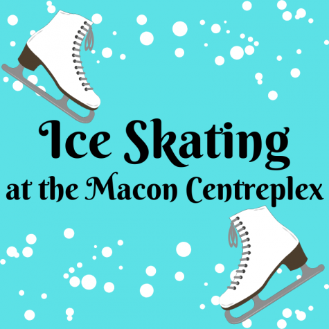 Ice skating at the Macon Centreplex