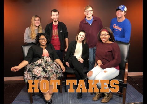 Hot Takes: Episode 5