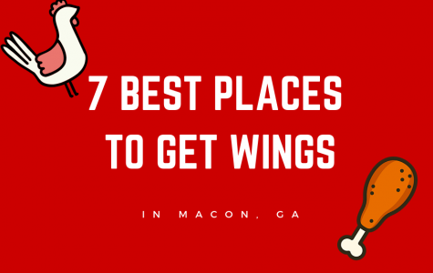 Seven places to get the best wings in Macon