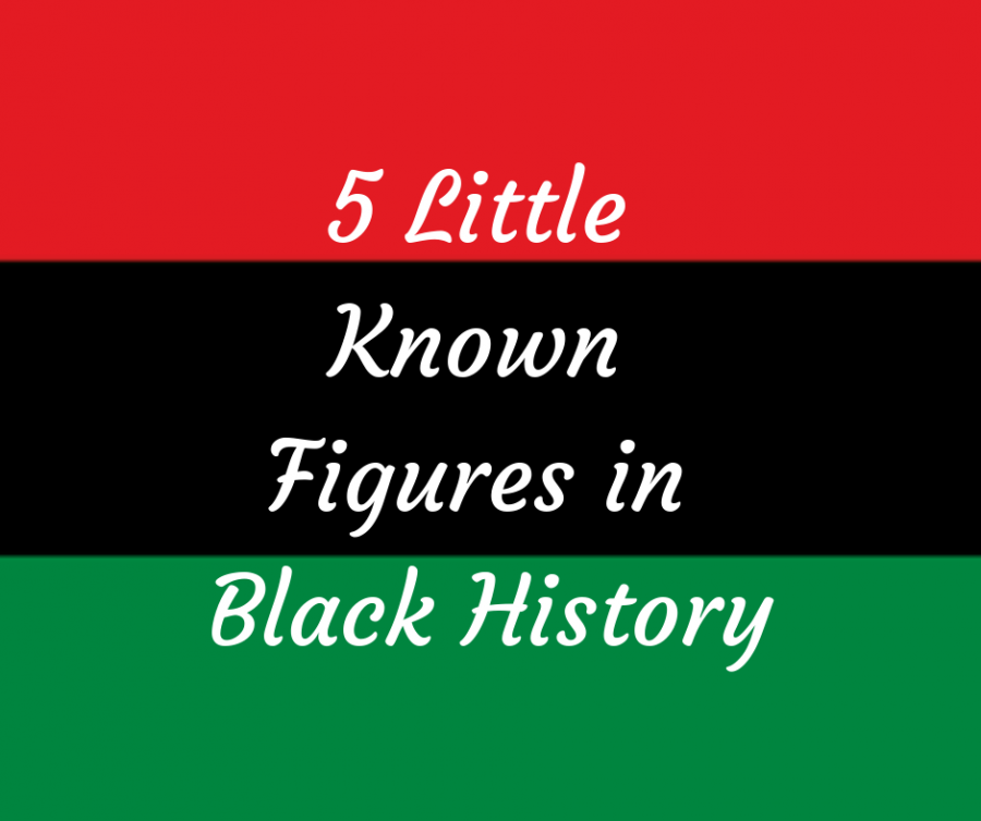 5 Little Known Figures in Black History