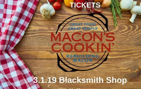 Macon's Cookin' event coming March 1