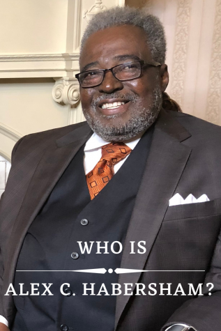 Who is Alex C. Habersham?