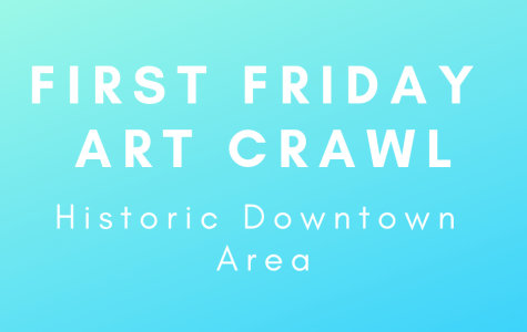 Downtown to host First Friday Art Crawl