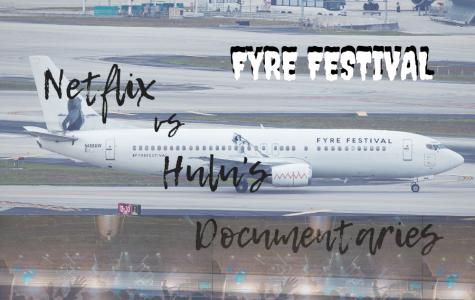 Netflix versus Hulu: Fyre Festival